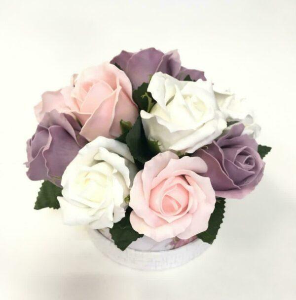 Букеты из мыла - 950 Цвет: нежно-розовый