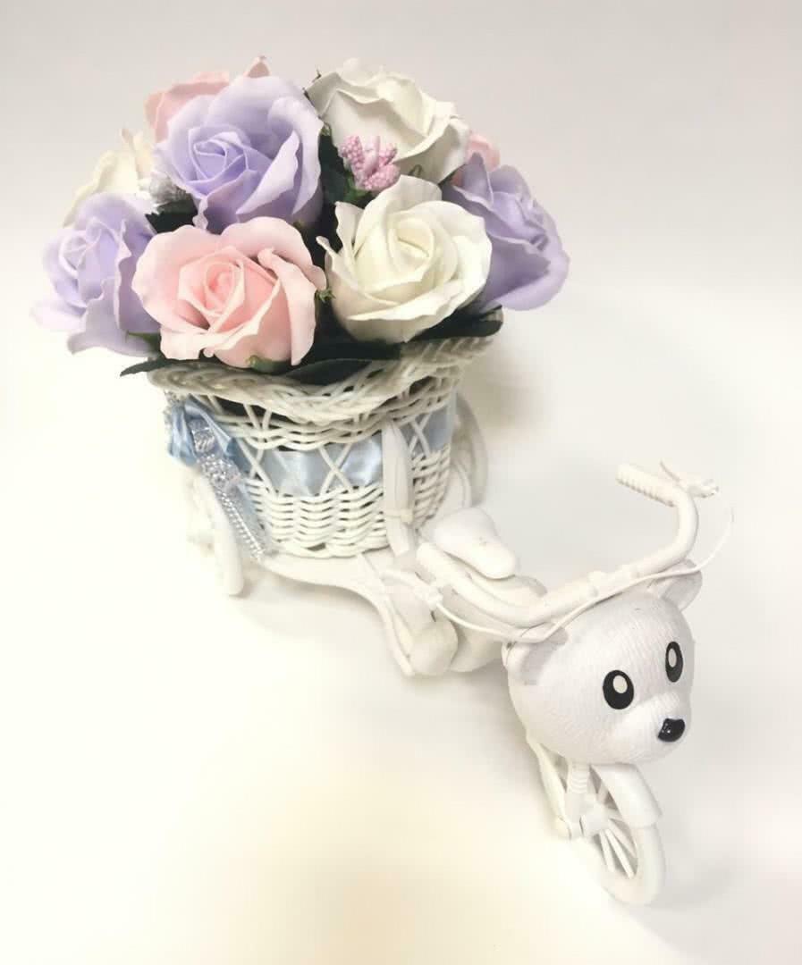Букет мыльный (арт.0011)