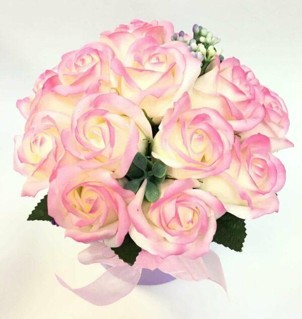 Букеты из мыла - 1 400 Цвет: ванильный