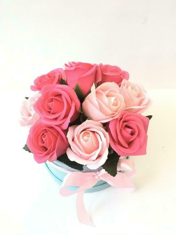Букеты из мыла - 1 050 Цвет: розовый