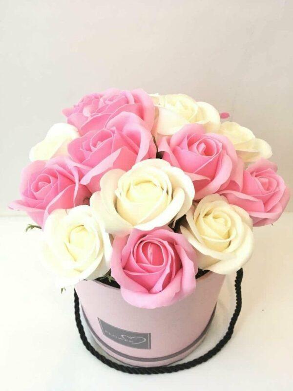 Букеты из мыла - 1 250 Цвет: светло-розовый