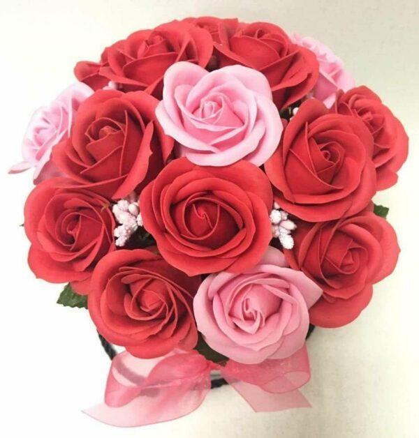Букеты из мыла - 1 350 Цвет: розовый