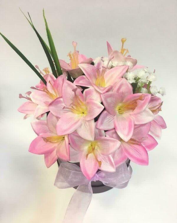 Букеты из мыла - 1 350 Цвет: нежно-розовый
