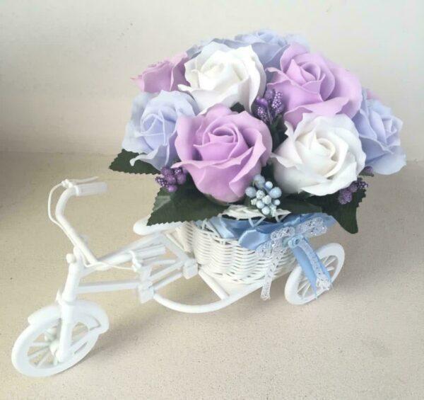 Букеты из мыла - 1 500 Цвет: белый