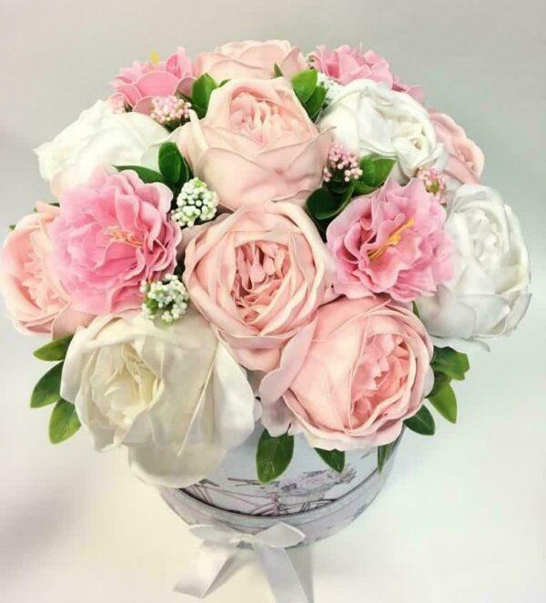Букеты из мыла - 3 900 Цвет: розовый