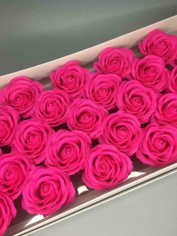 Розы из мыла - 800