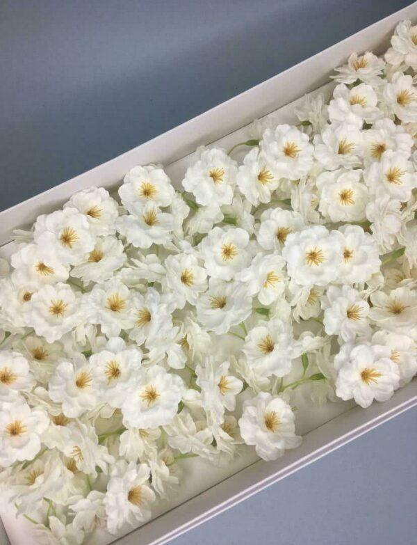 Сакура из мыла - 1 300 Цвет: белый